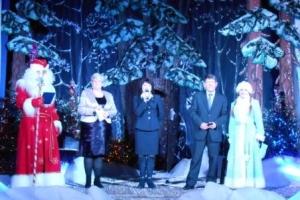 Новогодняя Краснопольщина - 2015