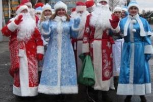 Краснопольщина новогодняя 2014