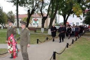 День освобождения Краснопольщины от немецко-фашистских захватчиков